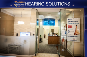hearing solutions and hearing loss treatment