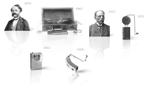 Siemens Signia Hearing Instruments
