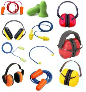 hearing protection headphones & devices