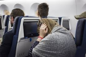 hearing aid when flying
