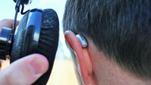 headphones over hearing aids