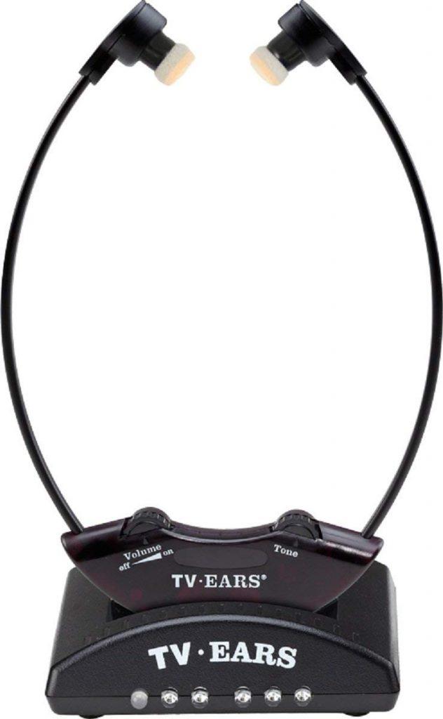TV Ears 330-0123 2.3 Wireless Headset System