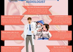 consult an audiologist