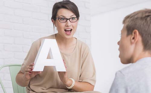 Speech Therapy for adults