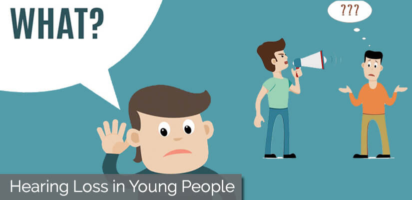 Hearing Loss in Young People