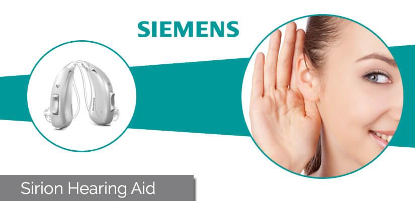 Sirion Hearing Aid