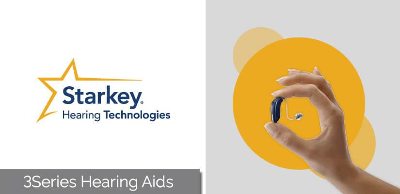 3 Series Hearing Aids