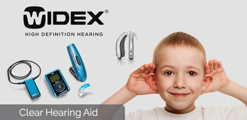 Clear Hearing Aid