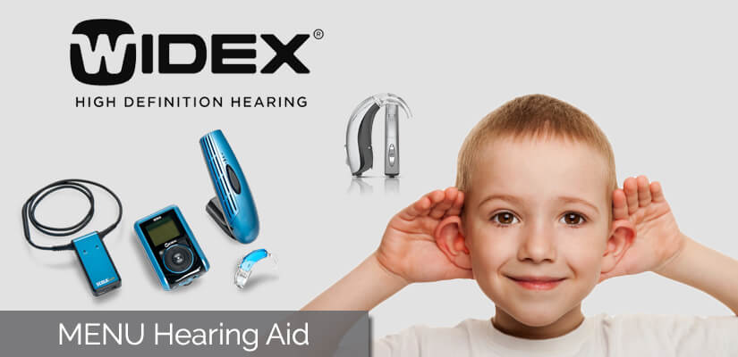 MENU Hearing Aid