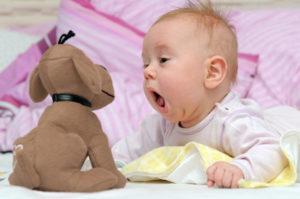 teach a toddler to talk