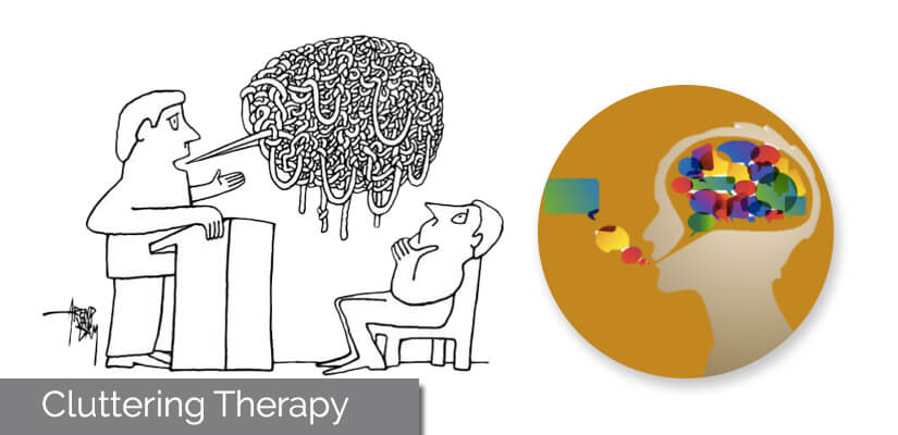 cluttering therapy