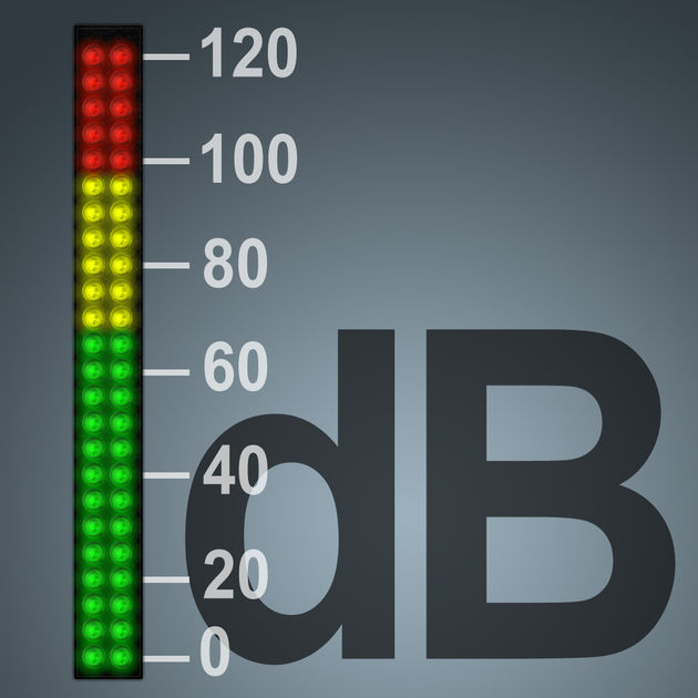 Most accurate decibel meter app android