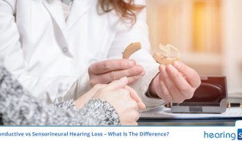 Conductive vs Sensorineural Hearing Loss – What Is The Difference?