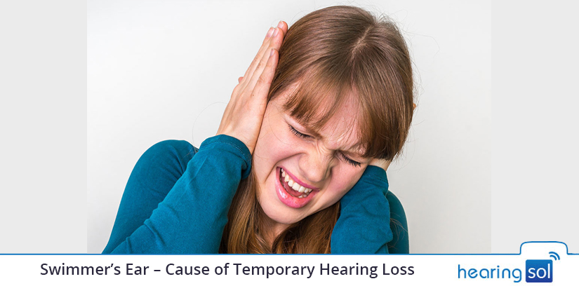 Swimmer's Ear – Cause of Temporary Hearing Loss