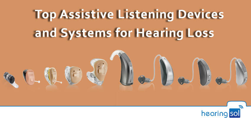Top Assistive Listening Devices and Systems for Hearing Loss