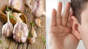 garlic for hearing loss