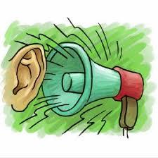 loud noise