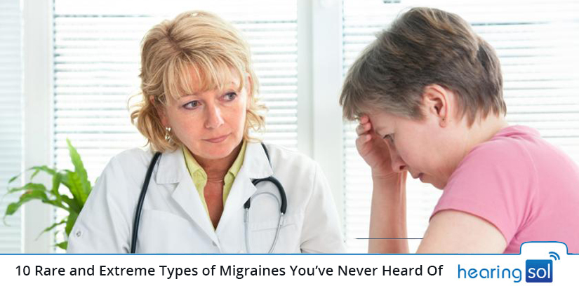 10 Rare and Extreme Types of Migraines You've Never Heard Of