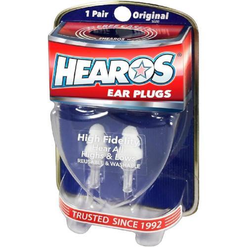 High Fidelity earplugs