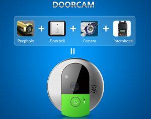 Wifi digital doorbell
