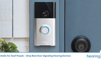 Doorbells For Deaf People – Shop Best Door Signaling Hearing Devices