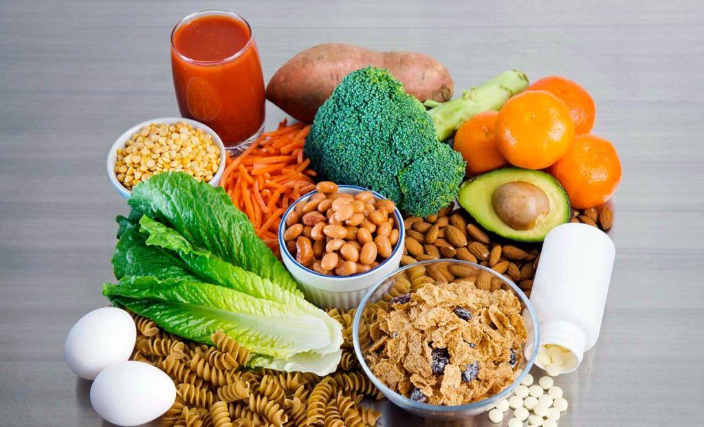 Ingredients possessing high folic acid