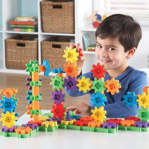 Look for toys that build imagination