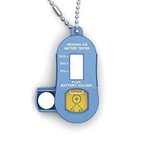 digital hearing aid tester
