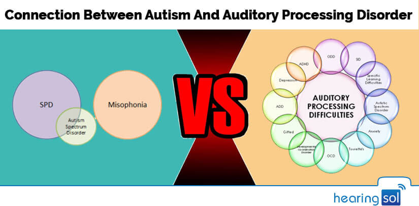 Connection Between Autism And Auditory Processing Disorder