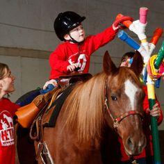 Horse Riding for autistic children