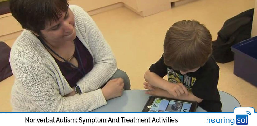 Nonverbal Autism Symptoms And Treatment Activities