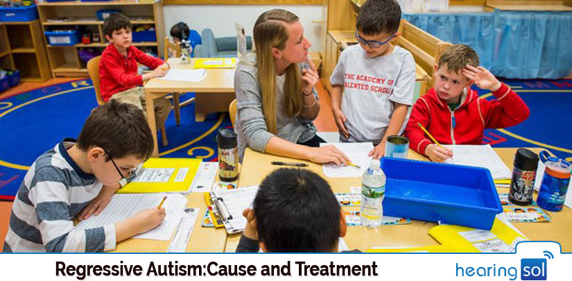 Regressive Autism: Cause and Treatment