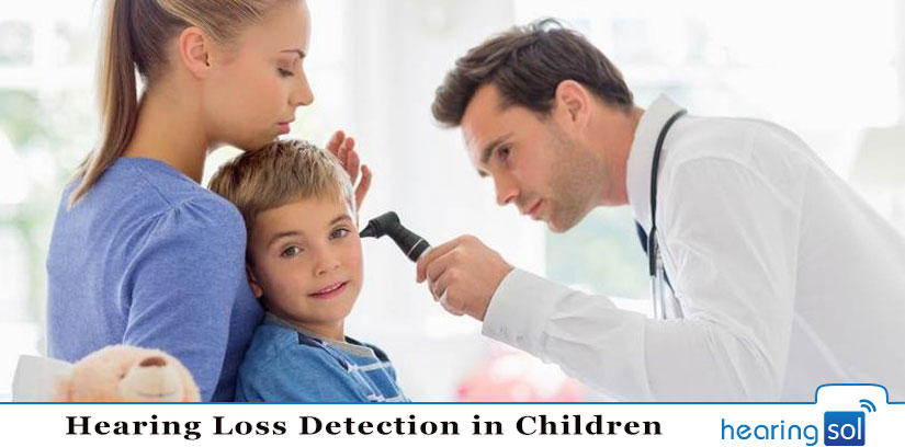 Hearing Loss Detection in Children