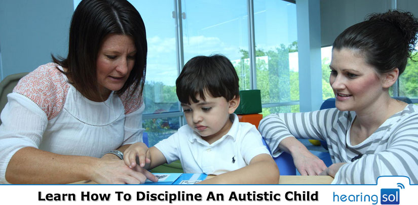 Learn How To Discipline An Autistic Child
