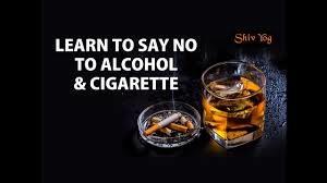 No smoking and alcohol