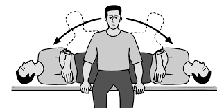 Brandt Maneuver Exercise