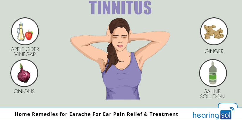 Home Remedies for Earache For Ear Pain Relief & Treatment