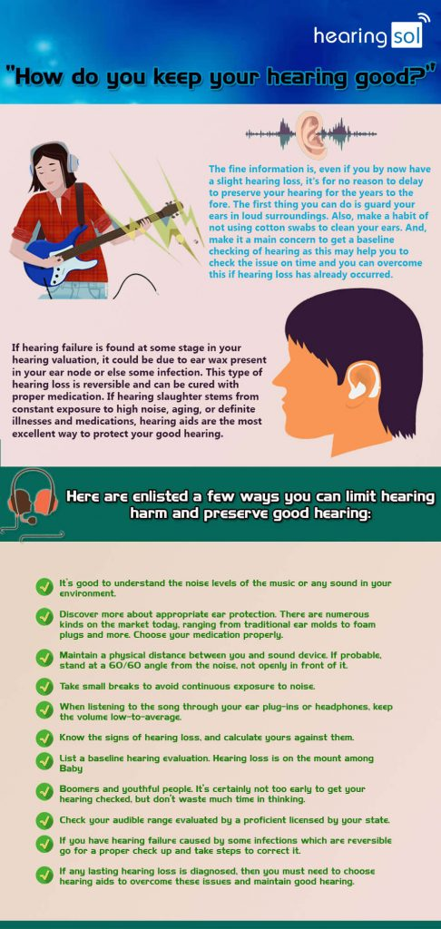 Tips to improve hearing