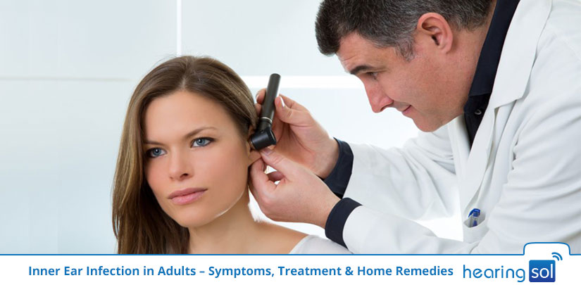 Inner Ear Infection in Adults – Symptoms, Treatment & Home Remedies