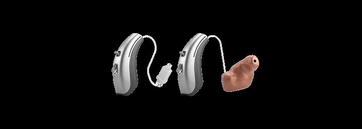 RIC & RITE hearing aids