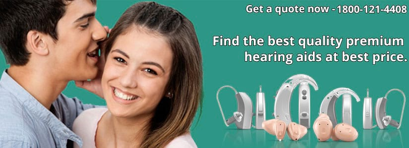 find the best quality premium hearing aids at best price