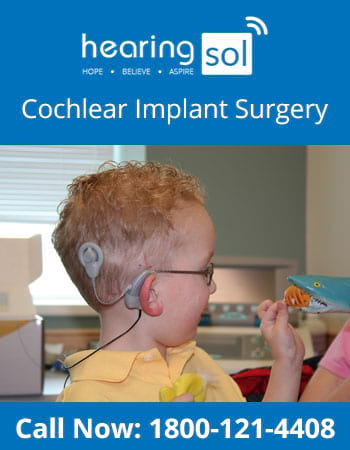 low Cost Best Cochlear Implant Surgery at Top Hospitals in India.