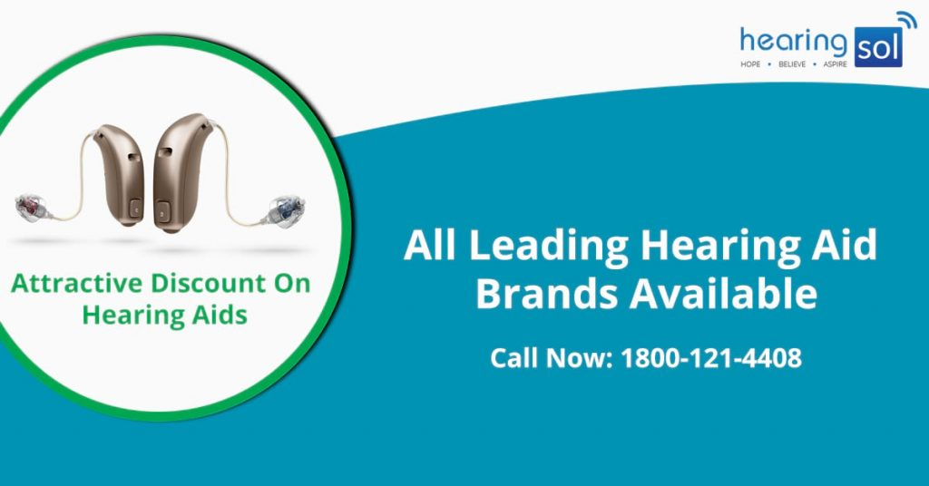 All Leading Hearing Aid Brands Available