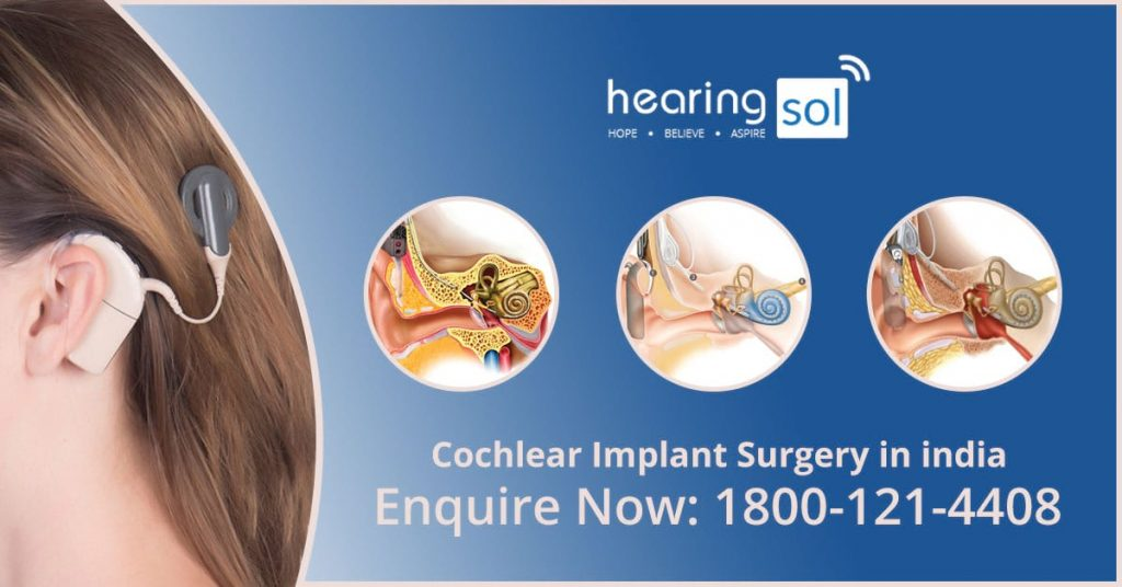 Cochlear Implant Consultation and Surgery Center in India